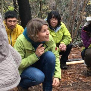 2018年12月 ドイツ森林教育ワークショップ