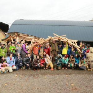 2016年12月 森の教育ワークショップ