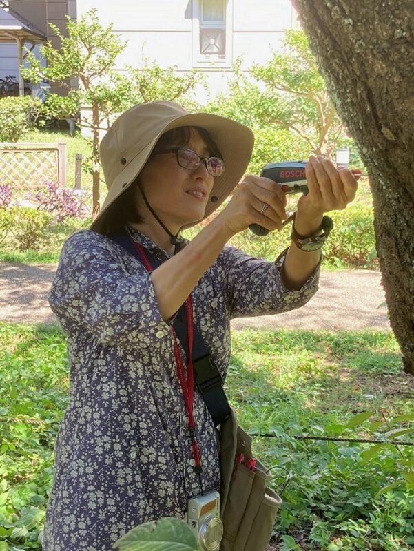 三戸久美子さん(1)